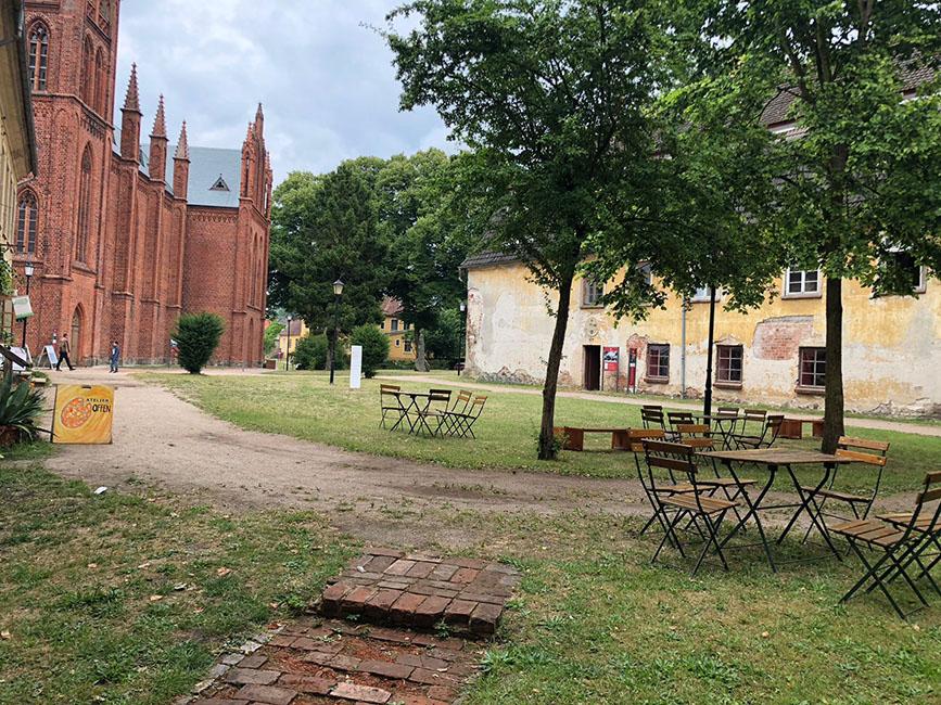 Pfarrhof Stuer Café